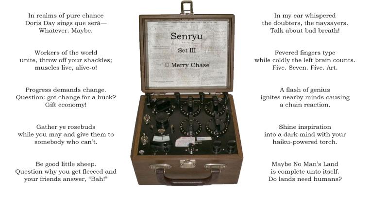 Sentryu Set III